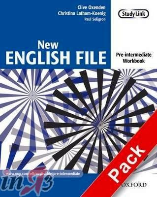 Решебник New English File