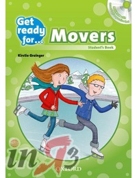 Get Ready for Movers: Student's Book with MultiROM