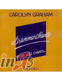 Grammarchants: More Jazz Chants Audio CD
