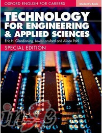 Oxford English for Careers: Technology for Engineering & Applied Sciences: Student's Book