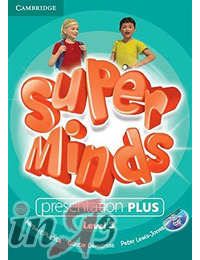 Super Minds 3: Presentation Plus DVD-ROM