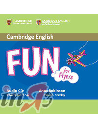 Fun for Flyers (third edition): Audio CDs