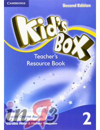 Kid's Box 2 (2nd Edition): Teacher's Resource Book with Online Audio