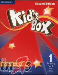 Kid's Box 1 (2nd Edition): Activity Book with Online Resources