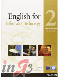 English for IT 2: Coursebook + CD-rom