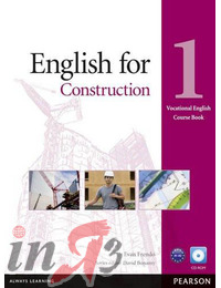 English for Construction 1: Coursebook + CD-rom